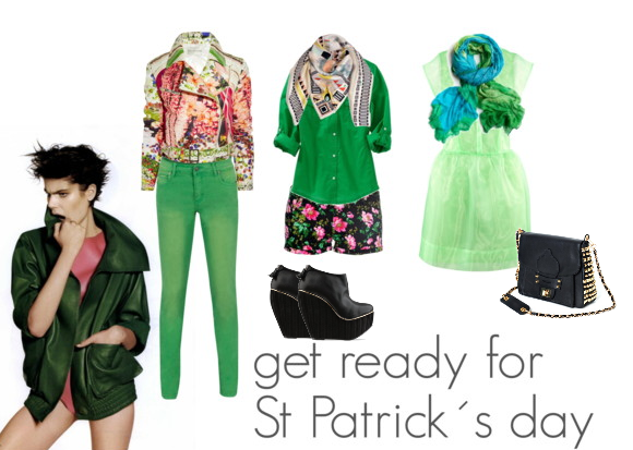 Elly Clay picks for St. Patrick´s Day
