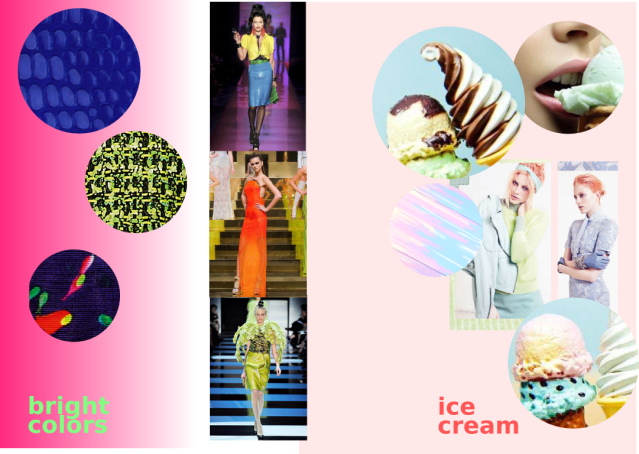 Color trend report, Spring 2012