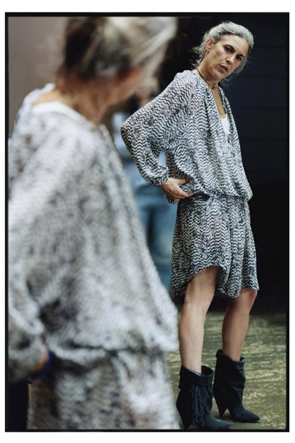 BEHOLD, the first preview of the Isabel Marant for H&M collection.