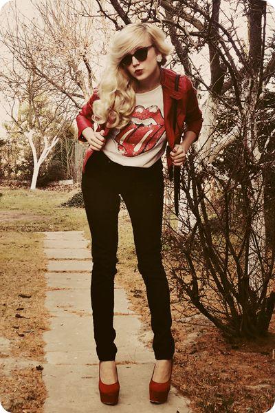 80s Punk Look Please Make A Comeback ASAP! – ELLY CLAY BLOG