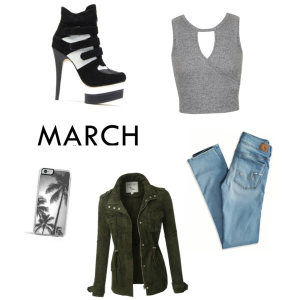 march sneaker set