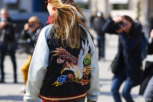 Image result for bomber jacket embroidery
